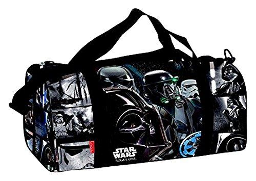 STAR WARS Rogue One Imperial Sac de sport - Sac de voyage (50 x 23 x 22 cm)