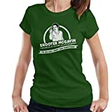 Happy Gilmore Shooter McGavin Breakfast Quote Women's T-Shirt