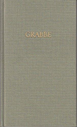 Grabbes Werke in 2 Bänden