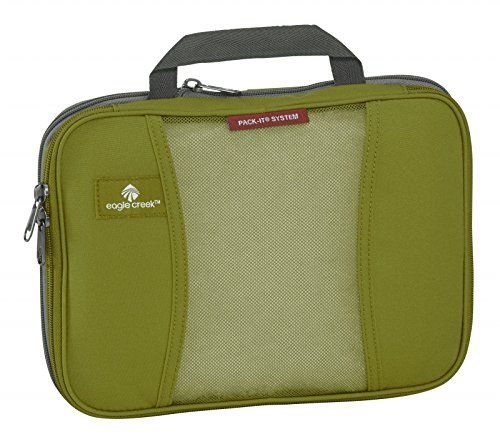 pack-it by Eagle Creek Original Compression Half Cube 169 fern green (Cube Green)