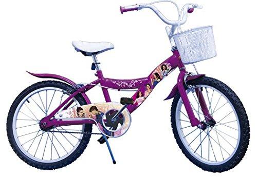 Los-Descendientes-Bicicleta-de-20-color-lila-Toimsa-2024