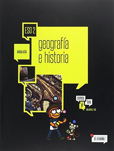 Geografía e historia 2º eso - andalucía (somoslink)