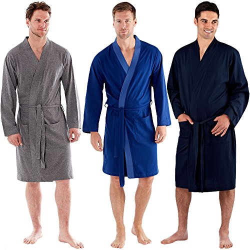 BEST Men\'s Dressing Gowns & Kimonos Review on 20bestsellers.co.uk ...