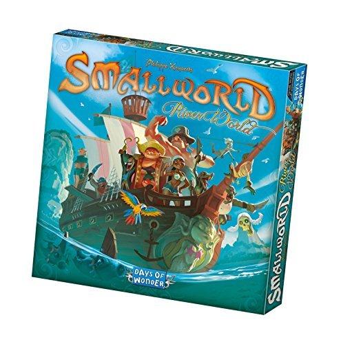 Days of Wonder DOW0004 - Small World River World (Brettspiele Wonder Days Of)