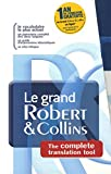 Telecharger Livres Dictionnaire Le Grand Robert Collins (PDF,EPUB,MOBI) gratuits en Francaise