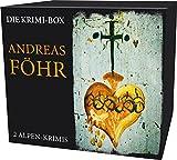 Andreas Föhr - Die Krimi-Box: Der Prinzessinnenmörder/Schafkopf, 12 CDs