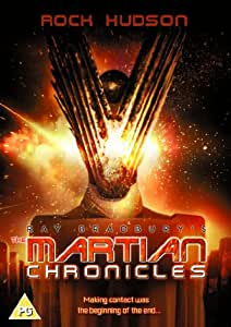 The Martian Chronicles [DVD][1980]