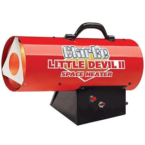 Clarke Little Devil 2 Propane Fired Space Heater