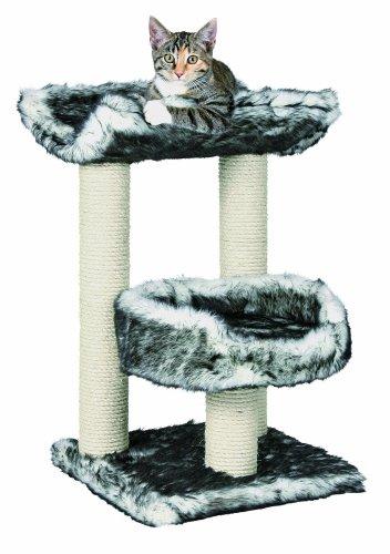 Produktabbildung von Trixie 44567 Isaba Kratzbaum, 62 cm, schwarz-wei