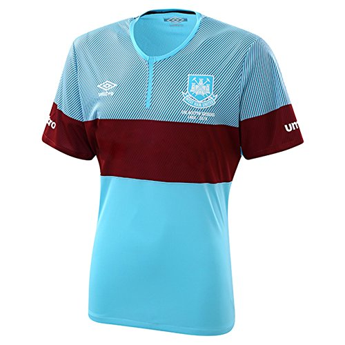 Umbro 2015-2016 West Ham Away Football Shirt Kids