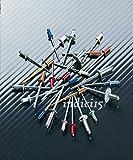 Rivetto Rivetti Alluminio Graf a Fiore per Targhe 4,8x12 10 (5+5) blu RAL 5017 bianchi RAL 9010 a richiesta possono essere confezionati assortimenti differenti