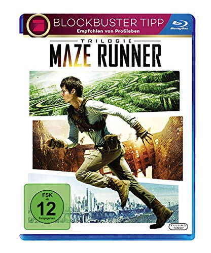 Maze Runner Trilogie [Blu-ray] (Runner Blu Maze Ray-the)