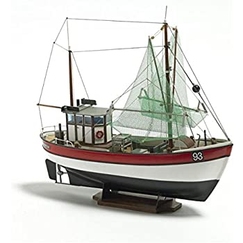 Billing Boats 1:72 Scale R C M P St  Roch Model Building Kit