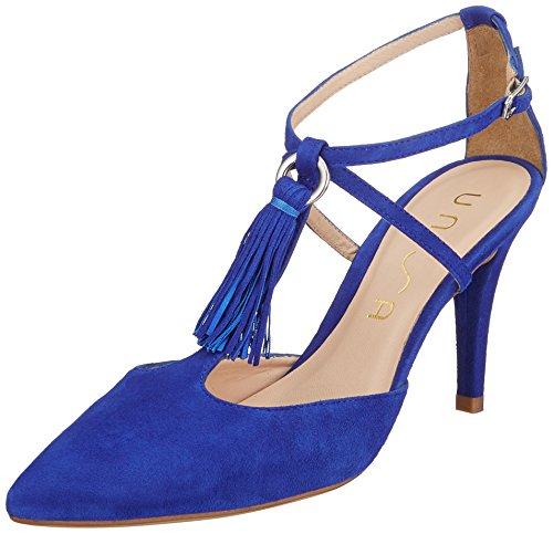 Unisa Damen Tingo_KS Geschlossene Sandalen Blau (Sapphire)