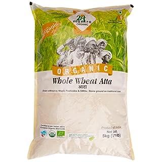 Organic Whole Wheat Chakki Atta Premium 5kg