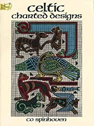 Celtic Charted Designs (Dover Embroidery, Needlepoint) by Co Spinhoven (2000-01-02)