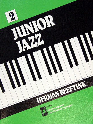 JUNIOR JAZZ 2 - arrangiert für Klavier [Noten / Sheetmusic] Komponist: BEEFTINK HERMAN