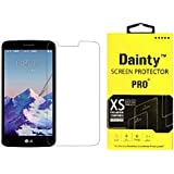 Dainty Tempered Glass Screen Guard for LG Stylus 3 (5.7 inch)