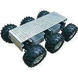 Plateforme robotique Arexx JSR-6WD kit à monter 1 pc(s)