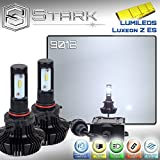 New Z-ES LED Chip 8000LM Headlight Conversion Kit - Cool White 6000K 6K - Low and High Beam - True 9012 by Star K