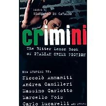 Crimini: The Bitter Lemon Book of Italian Crime Fiction (2008-04-01)