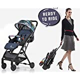 [Sponsored]R For Rabbit Pocket Stroller Lite - The Most Portable Baby Stroller And Pram With No Installation (Grey)