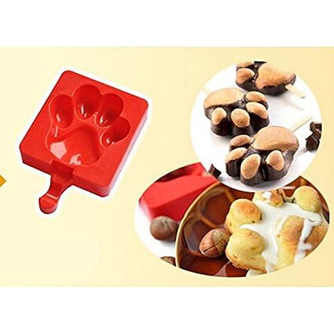 YOKIRIN Cartoon muffa gelato artigianale Muffa della torta del silicone