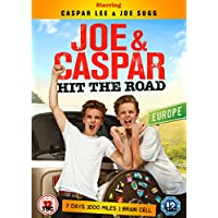 Joe & Caspar Hit The Road with Limited Edition Numbered Wristband
