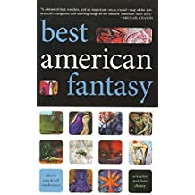 Best American Fantasy by Jeff VanderMeer (2007-06-14)