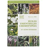 Aromatherapy Essential Oils Book by Zhiri/Baudoux (French Language) by Pranarôm