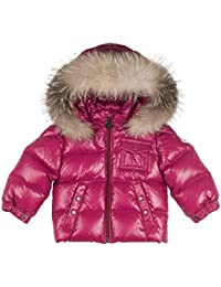 f02828d13 offer discounts fb67e e62ea moncler kids padded jacket mod k2 bianco ...