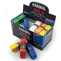 Karakal PU Super Squash Grips (Assorted Colours)