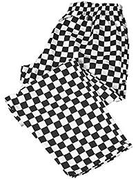 Uniform Works UK - Pantalón de cocinero - Hombre