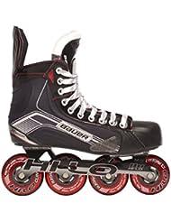 Bauer Senior Vapor x500r Roller Hockey Skate - 1047264, Size 12, Negro