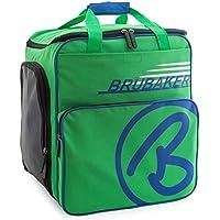 Brubaker Super Champion 2.0' Bolso Para Deporte - Mochila Porta Botas De Esquí - Verde/Azul
