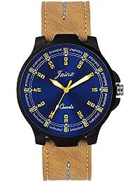 Jainx Swag Blue Dial Analog Watch For Men & Boys - JM274