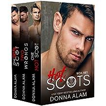 Hot Scots: Romance Boxed Set