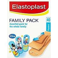 Elastoplast Disney Family Pack Pflaster Strips–Pack 10Stück, insgesamt 400 preisvergleich bei billige-tabletten.eu