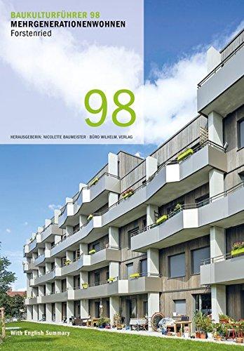 Pdf Baukulturfüher 98 Mehrgenerationenwohnen Forstenried