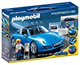 Playmobil 5991 Porsche 911 Targa 4S with Lights and Showroom