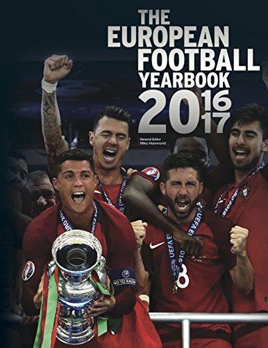 The European Football Yearbook 2016-17 por Mike Hammond