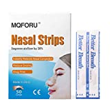 MQFORU® 50-Count Better Breath Nasal Strips Large (66mm*19mm)