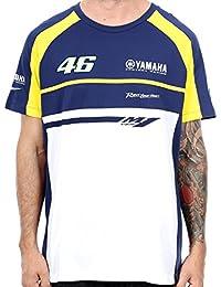 Tee shirt Valentino Rossi Yamaha Factory Racing Bleu