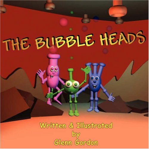 The Bubble Heads Cover Image