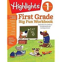 First Grade Acitivity Book