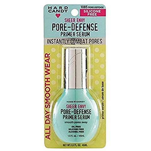 Hard Candy Sheer Envy Pore-Defense Primer Serum Mist, 1085 by Hard Candy (Gesicht Hard Candy)