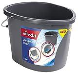 Vileda 150698 Universaleimerr - 7l Fassungsvermögen - stabil und einfach zu tragen