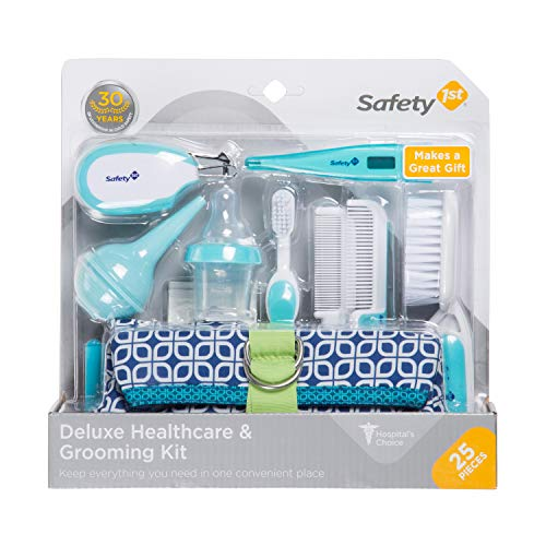 Safety 1st Deluxe Healthcare and Grooming Kit, Arctic Seville by Safety 1st (Grooming 1st Safety Kit)