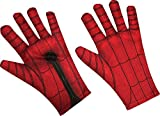 Spider-Man Homecoming Spiderman Adult Gloves Costume Accessory
