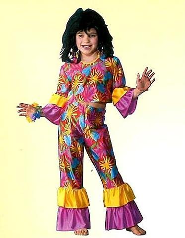 Danseuse exotique Dream Hawai 2tlg. Taille 128Costume Costume enfant carnaval